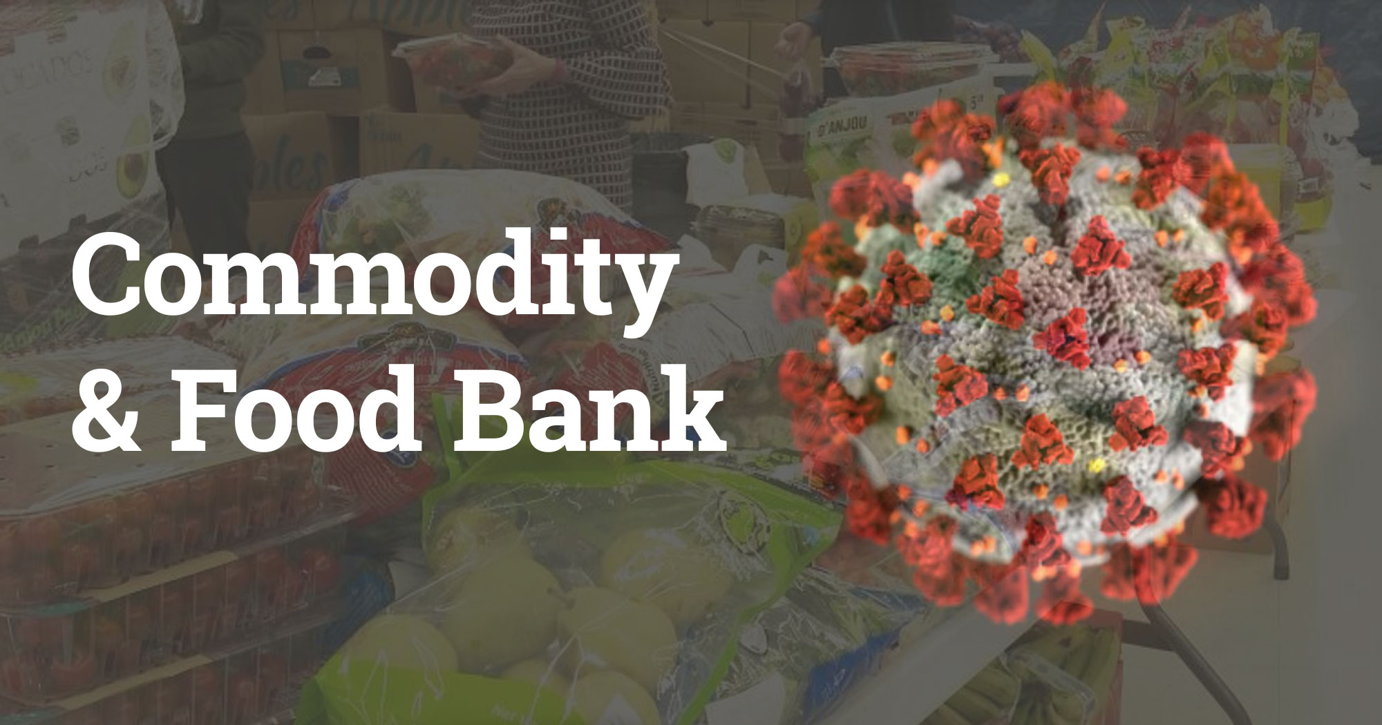 Commodity & Food Bank