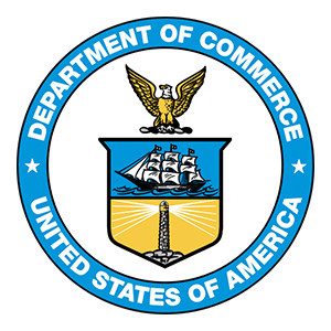 US Department of Commerce Logo